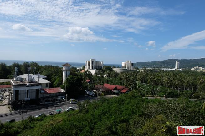 Fabulous Sea View Condo in a Exclusive Development, Karon