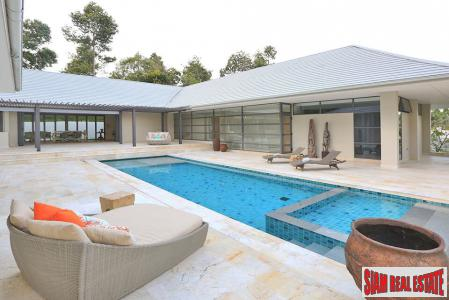 6 Bed Santiburi Golf Villa