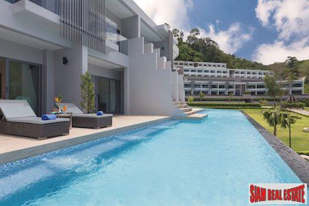 Sea Views and Pool Access Condominium for sale in Patong