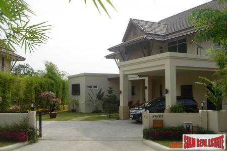 Private 5-Bedroom Family Home with Pool and Large Gardens in Koh Kaew, Phuket