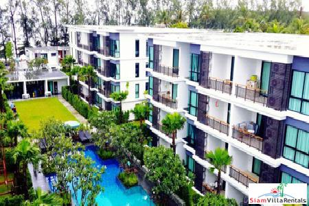 One Bedroom Apartment for Rent Across from Rawai Beachfront
