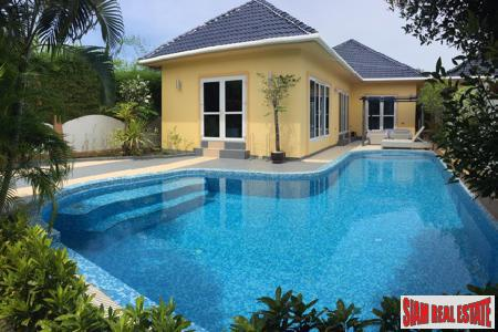 Private 3-Bedroom Pool Villa in a Popular Area of Rawai