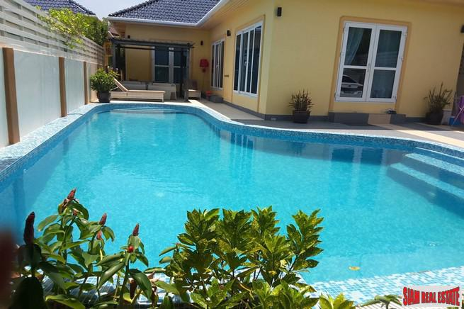 Three Bedroom Pool Villa Located in a Private Estate in Rawai