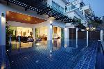 Sea Views from this Contemporary Three Bedroom Pool Villa in Kamala