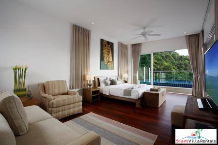 Kamala Falls | Contemporary Three Bedroom Apartment with Private Pool and Sea Views For Rent