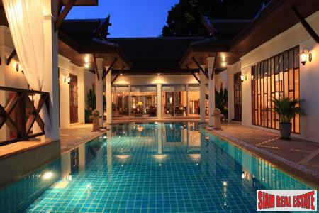 Beautiful and Spacious Two Bedroom Pool Villa in Rawai, Phuket