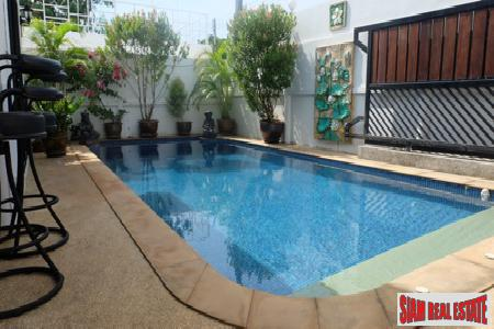 Two Bedroom Pool Villa for Rent in a Great Location in Rawai