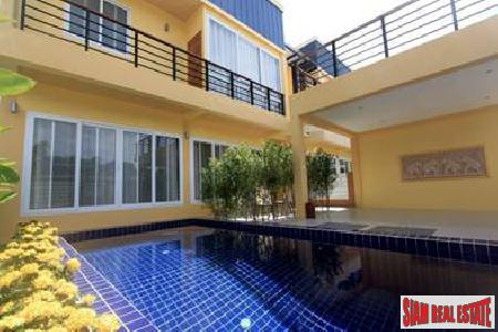 Five Bedroom Two Storey Private Pool Villa in Rawai, Phuket
