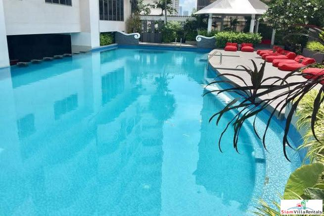 Luxury Furnished Two Bedroom Apartment in Phrom Phong, Bangkok
