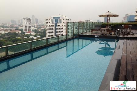 Modern One Bedroom For Rent on Sukhumvit 49, Bangkok