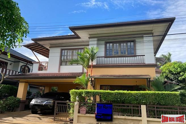 Three Bedroom House for Rent in Thalang