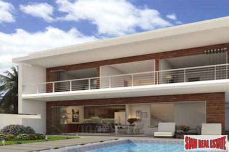 Small Project of 4 Three Bed Modern Contemporary Villas
