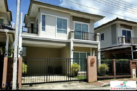 Three Bedroom Immaculate Home For Rent in Kathu, Phuket