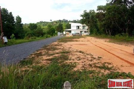 Nai Yang Land Plot for Sale Close to Phuket International Airport