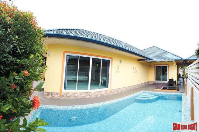 Platinium Residence Park | Rawai Three Bedroom with Pool in a Villa Development
