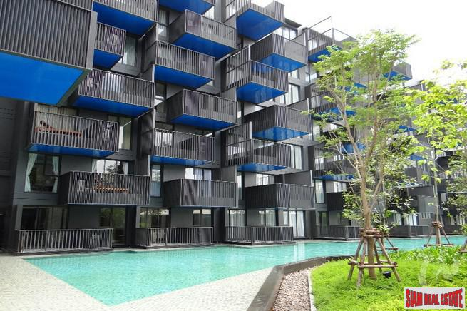Sea Views from this Contemporary One Bedroom Condo in the Heart of Patong