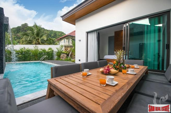 Coco Kamala | Luxury Three Bedroom Pool Villa for Sale