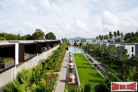 Luxury Waterfront Condos in Resort Estate, Ao Yamoo, Phuket
