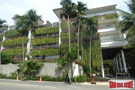 Foreign Freehold Apartment in Surin