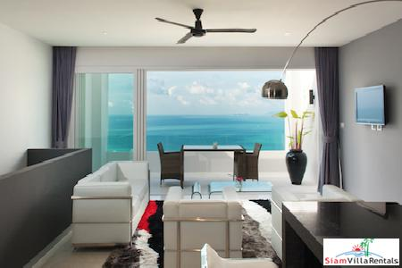 Ocean Views from this Unique Two Bedroom Duplex in Bang Po, Koh Samui