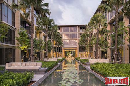 Large Two Bedroom Apartment with Pool Access in Mai Khao, Phuket