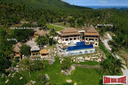 Large 6 Bed Villa Retreat