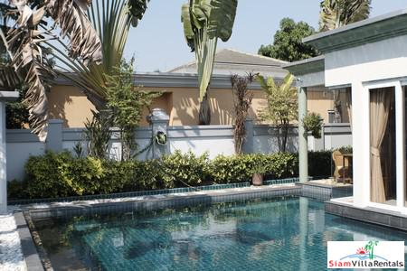 The Very Best Three Bedroom Pool Villa in East Pattaya for Long Term Rent