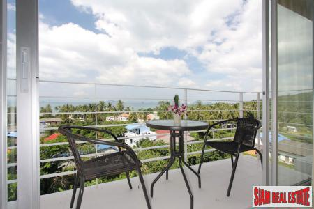 Sea View Studio Condo for Sale at Klong Muang Beach, Krabi