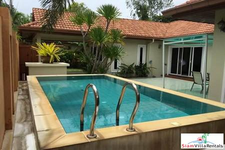 Pool Villa for Rent in North Pattaya Near Central Mall