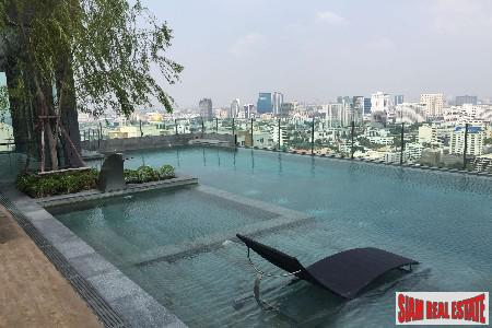 Exceptionally Location and Great Views from this Two Bedroom Condo Near Phrom Phong, Bankgok