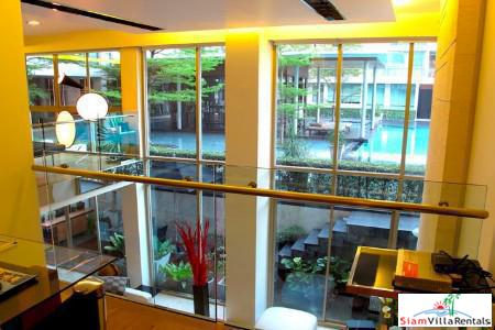 Spacious Two Bedroom Plus Maids Room Condominium in Khlong Toei, Bangkok