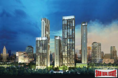 The Park 24 | Luxury Condos for Sale Next to BTS Phrom Phong