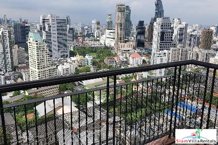 Luxury and City Views From this Three Bedroom, Five Bath for Rent Near Sukhumvit 22, Bangkok