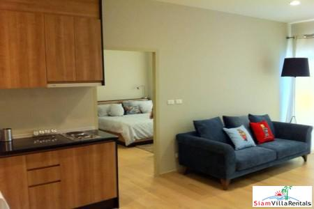 One Bedroom Apartment for Rent in Prime Location in Ekkamai, Bangkok