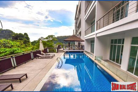 Resort Living in this Two Bedroom Condo in Kamala, Phuket