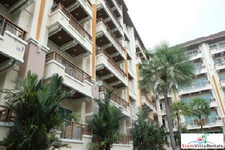 One Bedroom for Rent with a Great Location in Patong, Phuket