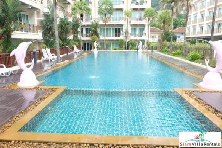 Conveniently located One Bedroom for Rent in Patong, Phuket