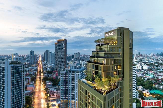 Newly Completed High-Rise Condo Project at Ladprao, 250 M. Phahonyothin MRT - 1 Bed Units - Up to 22% Discount!
