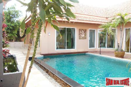 Hight Standard House with Private Pool with Long Term Tennant