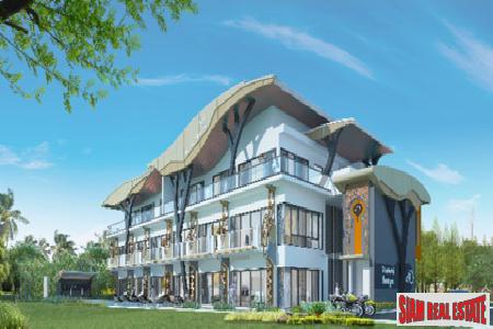 New Boutique Residence Project in Desirable Bang Tao Beach, Phuket