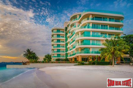 exclusive and secluded  Beachfront Condo