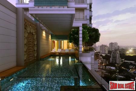 Q Langsuan | Modern and Elegant Two Bedroom with City Views in Lumphini