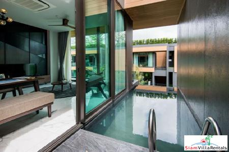 One Bedroom, One Bath with Private Plunge Pool for Rent in Kamala, Phuket