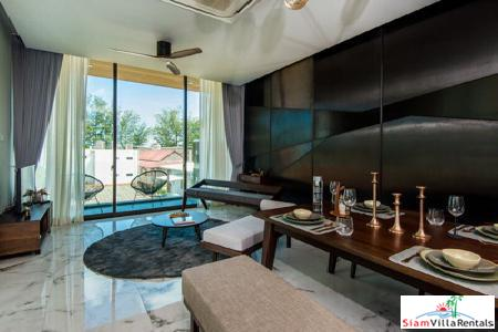 Large Two Bedroom with Private Plunge Pool and Minutes from the Beach in Kamala, Kamala, Phuket