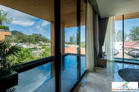 Walk to the Beach from this Two Bedroom Condo with Pool in Kamala, Phuket