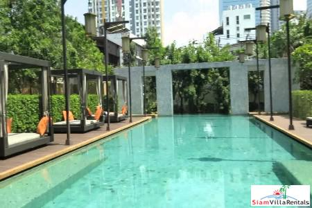 Modern and Comfortable Two Bedroom in Silom, Bangkok
