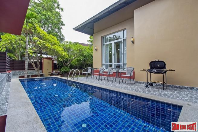 Pool Villa for Rent Near Beach Na Jomtien