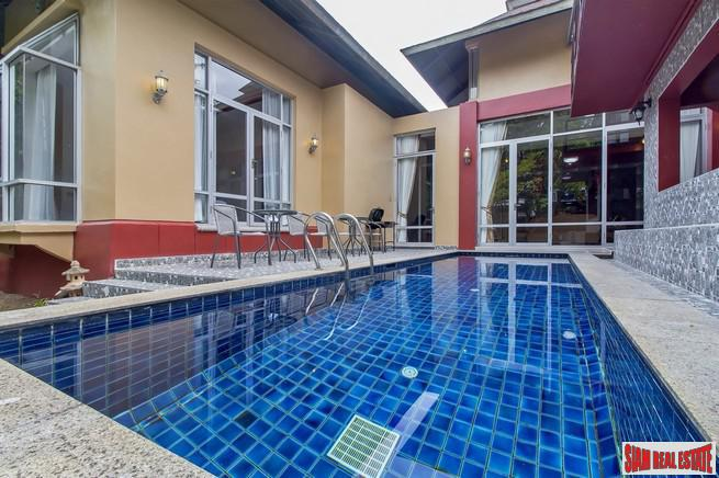 Pool Villa for Rent Near 2