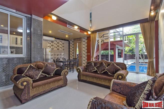Pool Villa for Rent Near 8