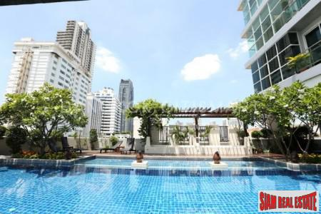 Pool Views, Desirable Area from this  Modern Two Bedroom, Sukhumvit Soi 11